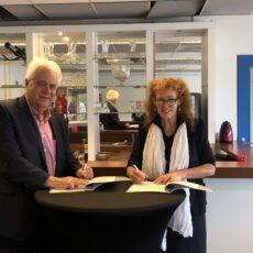 Avondschool Eduvier start samenwerking met Werkbedrijf